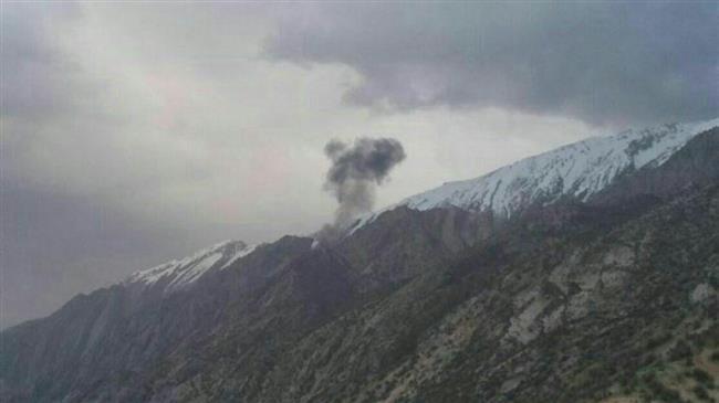 Un avion turc s'écrase dans le sud-ouest de l'Iran