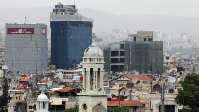 Les émirats arabes unis reprennent les relations avec la Syrie