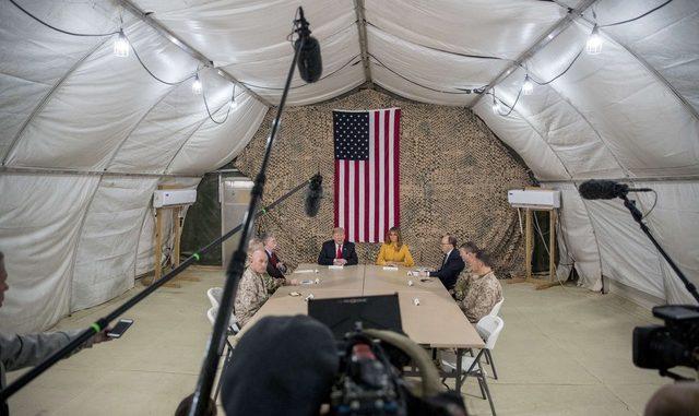 Irak. Trump révèle par erreur l'identité de membres d'une unité d'élite