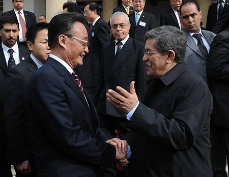 Coopération algéro-chinoise