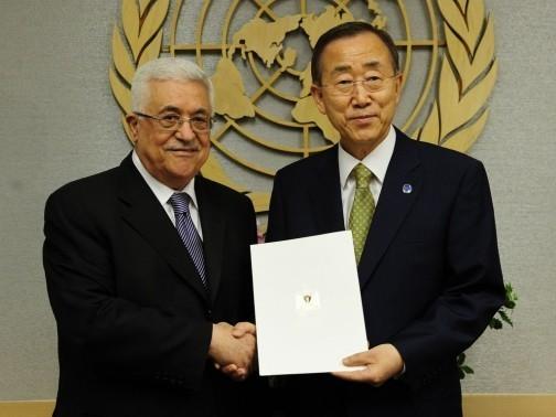 adhésion de la Palestine à l'ONU