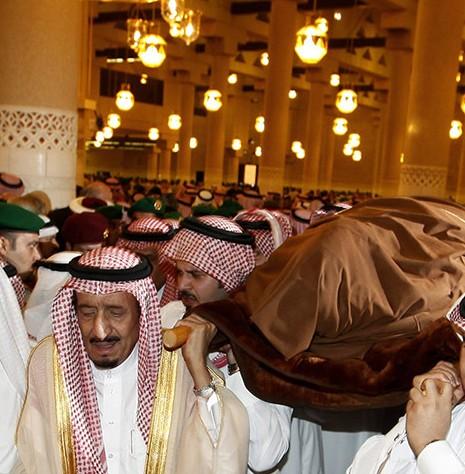 Un nouveau prince héritier pour l'Arabie saoudite
