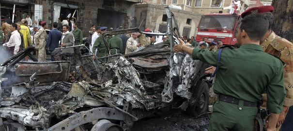 Yémen Al-Qaïda poussée vers la sortie