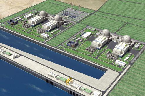 Emirates South Korea Nuclear