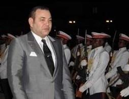 Maroc tournée africaine du roi Mohammed VI